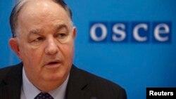 Ертугрул Апакан, голова Спеціальної моніторингової місії ОБСЄ в Україні
