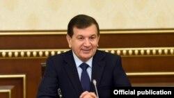 Шавкат Мірзійоєв