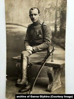 Кирпенко Юрій (Георгій) Якович, 1916 рік