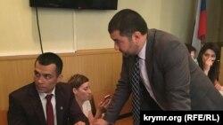Адвокаты Курбединов и Семедляев, архивное фото