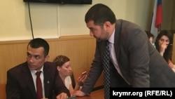 Кримські адвокати Еміль Курбедінов та Едем Семедляєв