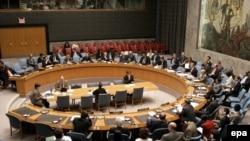 Pamje nga Këshilli i Sigurimit