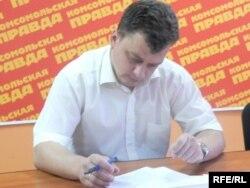 Игорь Шолохов