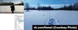 """Активисты вычислили, где снимался сюжет """"про лес"""""""