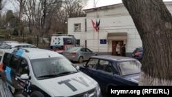 Будівля севастопольського телеканалу «ИКС-ТВ» на вулиці 4-й Бастіонній
