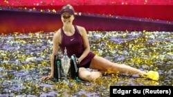 Минулого року Світоліна перемогла на Підсумковому турнірі