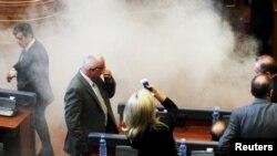 Kundërshtimi i Demarkacionit me gaz lotsjellës