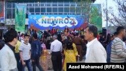 Наврӯз дар Курдистони Ироқ, 21-уми марти соли 2011.