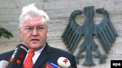 Foreign Minister Frank-Walter Steinmeier