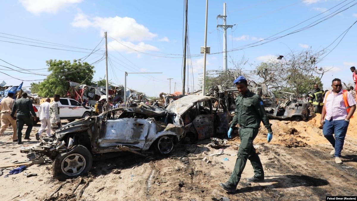 США нанесли удар по объектам «Аль-Шабаб» в Сомали: четверо погибших