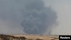 14 вереснядрони вдарилипо нафтових заводах у Саудівській Аравії