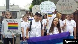Printre participanții la Pride Cluj s-au aflat și reprezentanți USR, PLUS, Demos, precum și diplomați