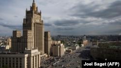 Будівля МЗС Росії в Москві