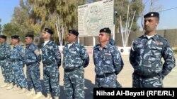 A police training center in Kirkuk (file photo)