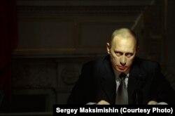 В. Путин. Фото Сергея Максимишина