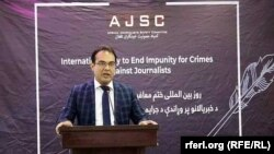 بشیر انصاری، مسئول کمیته مصونیت خبرنگار در شمال افغانستان