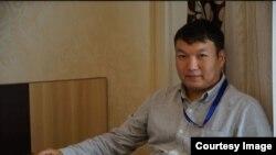 Муратбек Тунгишбаев, казахстанский оппозиционный активист и блогер.