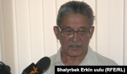"""Мар Байжиев """"Азаттыкта"""" мейманда."""