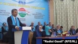 Собрание ПИВТ в Душанбе. 14 декабря 2014 года