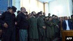Personat e dyshuar për vrasjen e Farkhundas gjatë gjykimit në muajin maj