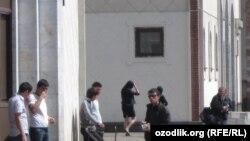Москвадагы эмгек мигранттары.