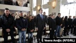 Sa komemoracije, foto: Vesna Anđić