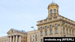 Будынак КДБ у Менску