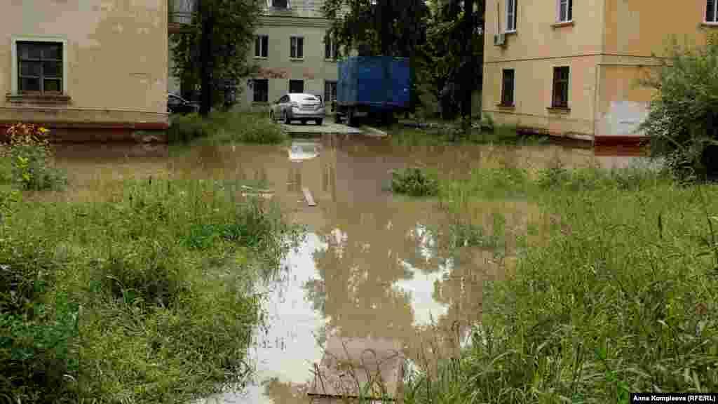 Хабаровск. 24 августа 2013 года