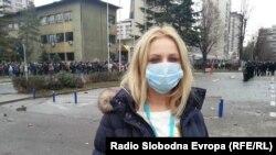 Reporter RSE na ulicama Tuzle