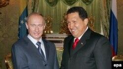Дружба с Россией - предмет особого интереса Уго Чавеса