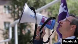 «Լուսավոր Հայաստան» կուսակցության ղեկավար անդամ Գևորգ Գորգիսյան