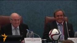 Блаттер жана Платини 8 жыл футболго аралаша албайт