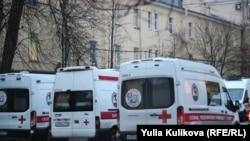 Мариинская больница, Петербург