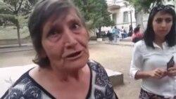 """Xədicənin anası: """"Əliyev nə tapşırıb onu da edirlər"""""""