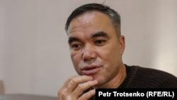 Салават Кабжалелов. Алматы, 27 ноября 2020 года.