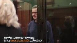 Mit várhat most Navalnij és az orosz ellenzék?