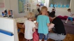 Vrtić i učitelji umjesto teta