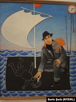 Gleb Sainciuc, 1969-1970, ulei pe pânză