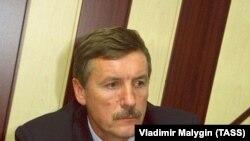 Начальнік службы абароны канстытуцыйнага ладу ібарацьбы зтэрарызмам ФСБ РФ Аляксей Сядоў