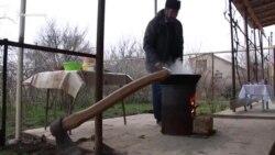 Пловом з виборів. Як протестують кримські татари (відео)