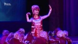 Кытайлык боордоштордун концерти