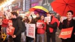 «Світ у відео»: Нью-Йорк за права ЛГБТ в Росії