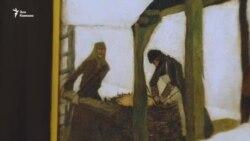 Картина из музея: «Зима в Кахети»