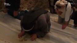 У Римі відкрили «Святі сходи» вперше за три століття – відео