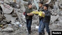 Алеппо, 22 марта 2016