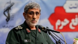 اسماعیل قاآنی، فرمانده جدید نیروی قدس سپاه پاسداران