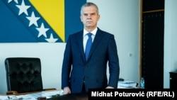 Dodik izneo nešto što je bila isključivo informacija za Predsjedništvo BiH: Fahrudin Radončić, ministar sigurnosti BiH