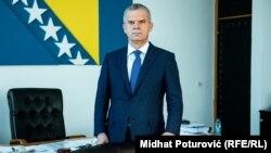 Ministar bezbednosti BiH Fahrudin Radončić