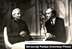 Праграма «Пасьля прэм'еры», гутарка з Аляксандрам Валодзіным