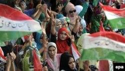Антивладините протести во Пакистан.